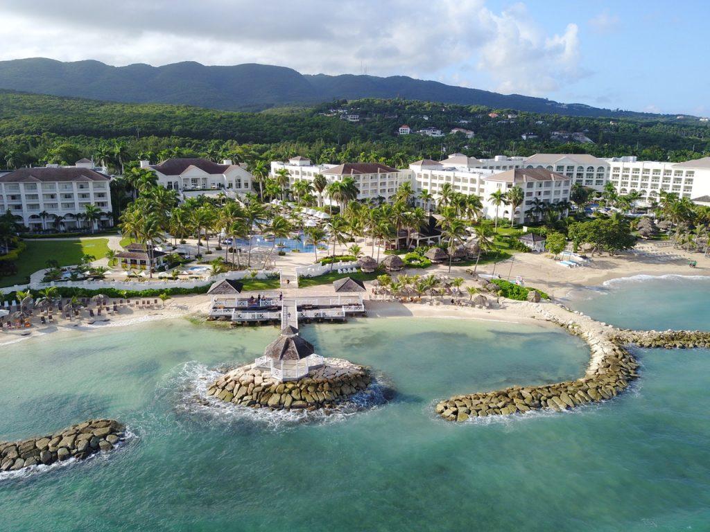 Hyatt ziva, Montego Bay, Jamaica