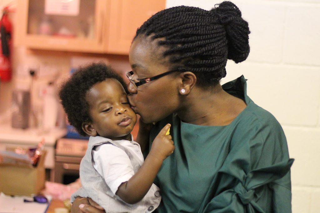 nigerian mom
