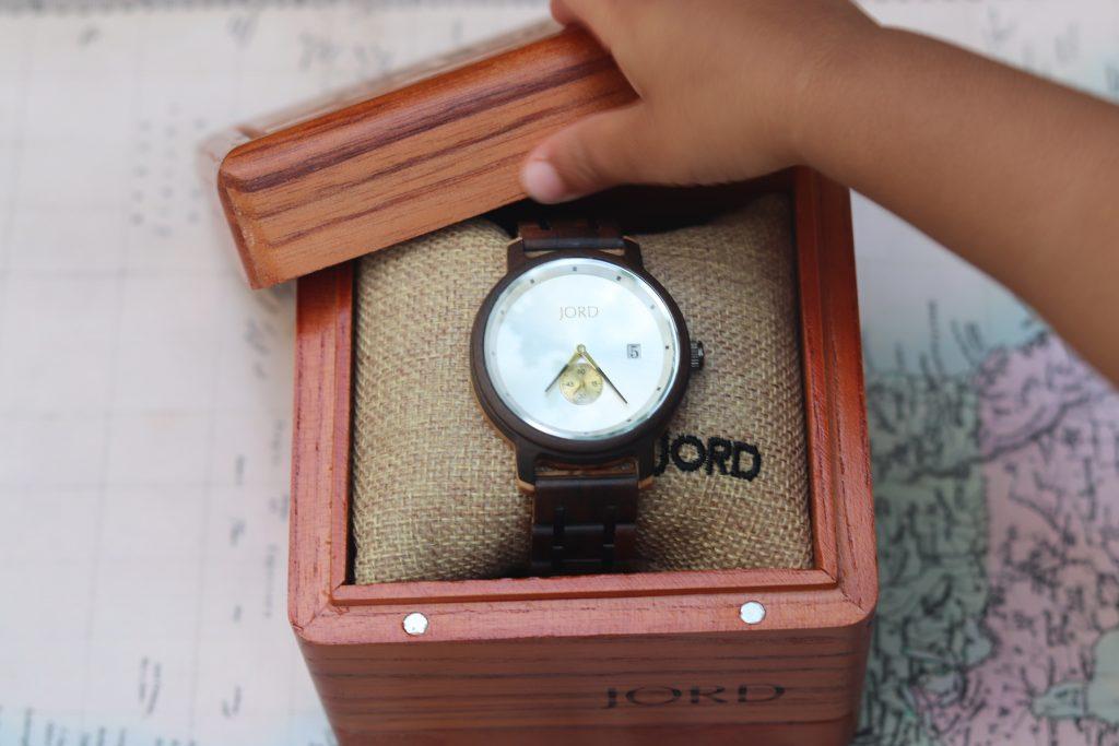 wooden watch, jord wooden watches, men´s watch,