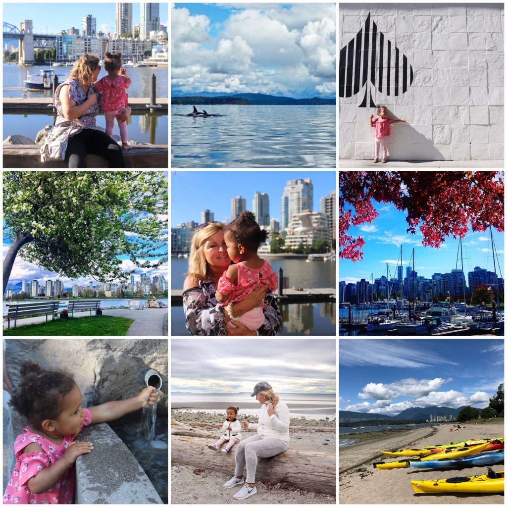 Visiting Vancouver with Babies