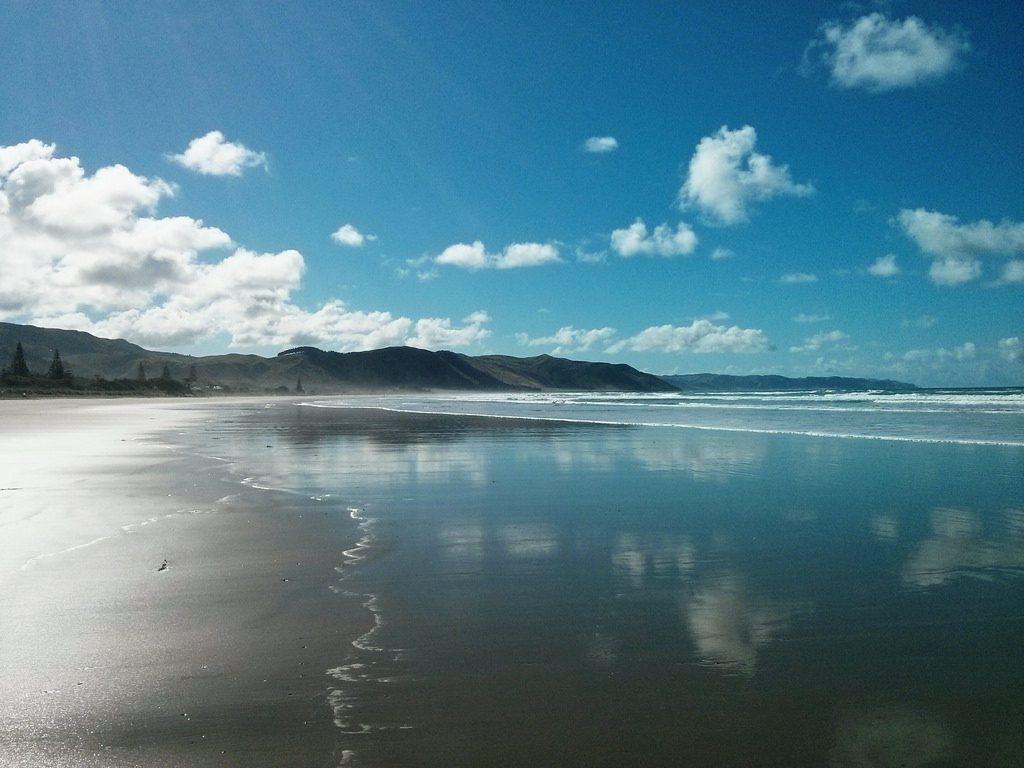 beaches in NZ